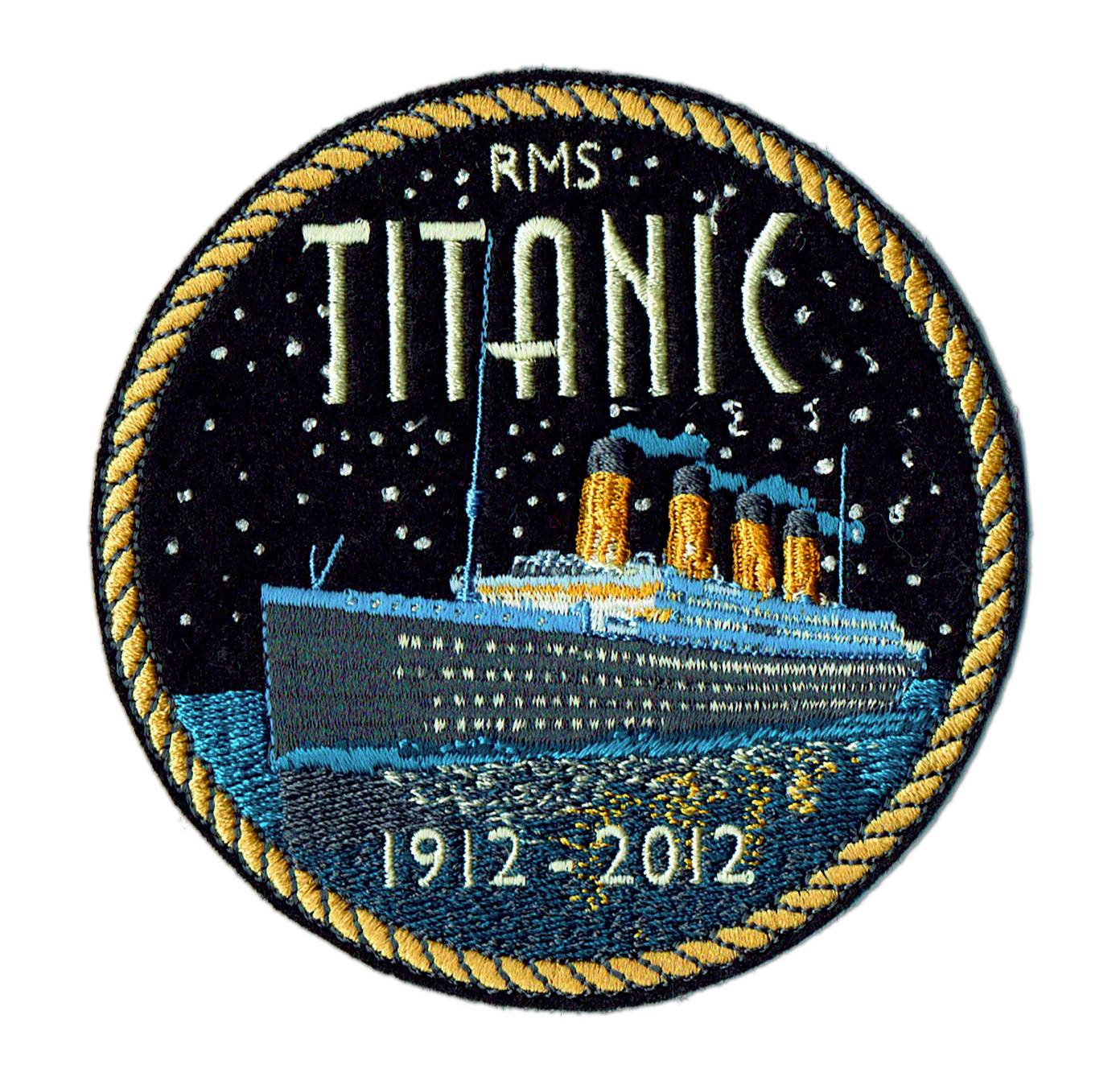Lucreation Titanic patch